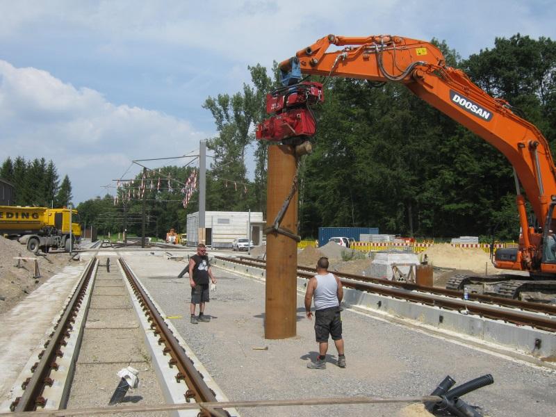 Endhaltestelle Hannover-Misburg